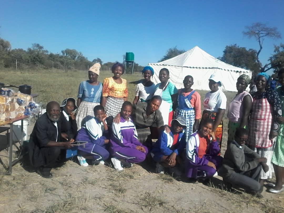 Simbabwe Projekt
