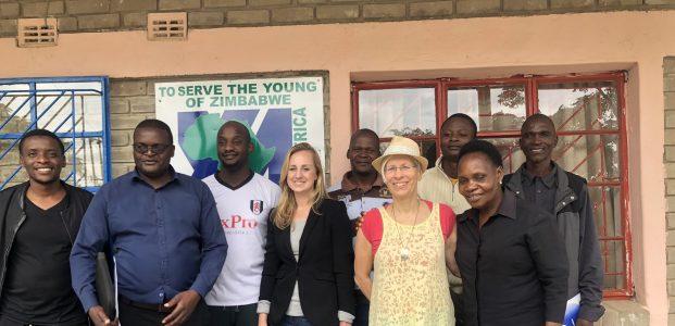 Weiterbildung mit Young Africa